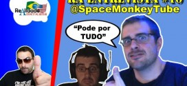 RA Entrevista #10 @SpaceMonkeyTube (Macaco) – Los Angeles - YouTube thumbnail