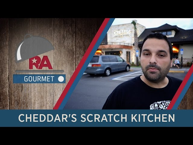 Cheddar's Scratch Kitchen – RA GOURMET #37