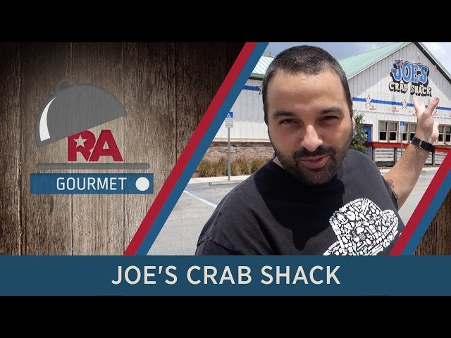JOE'S CRAB SHACK – RA GOURMET #35