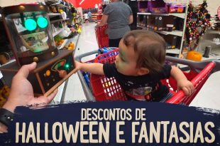 DESCONTOS DE HALLOWEEN E FANTASIAS