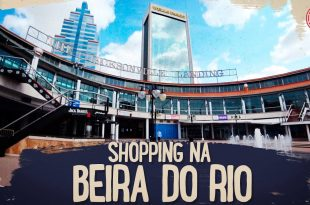 SHOPPING NA BEIRA DO RIO