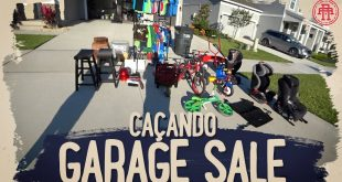 CAÇANDO GARAGE SALE NA FLORIDA