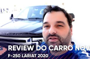 FORD F-250 LARIAT 2020 – REVIEW