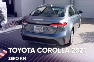 TOYOTA COROLLA 2021 – REVIEW
